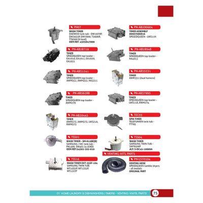 Tecsa Reco Catalogue page sample