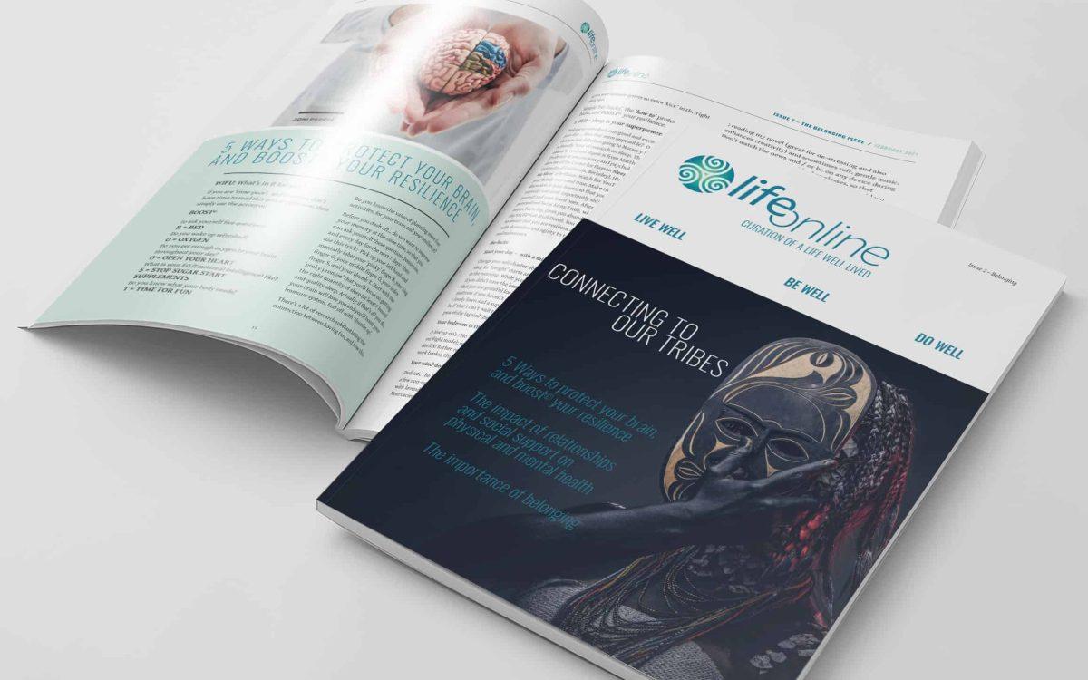Life Online Magazine February 2021