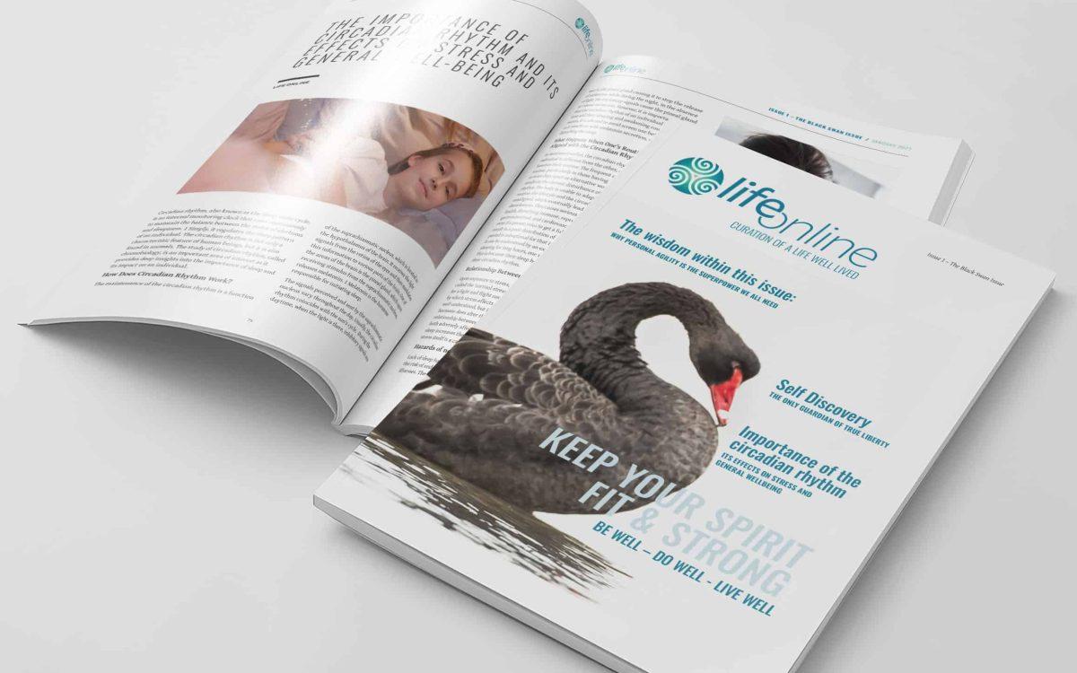 Life Online Magazine January 2021