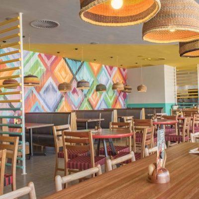 Nandos Restaurant Photography