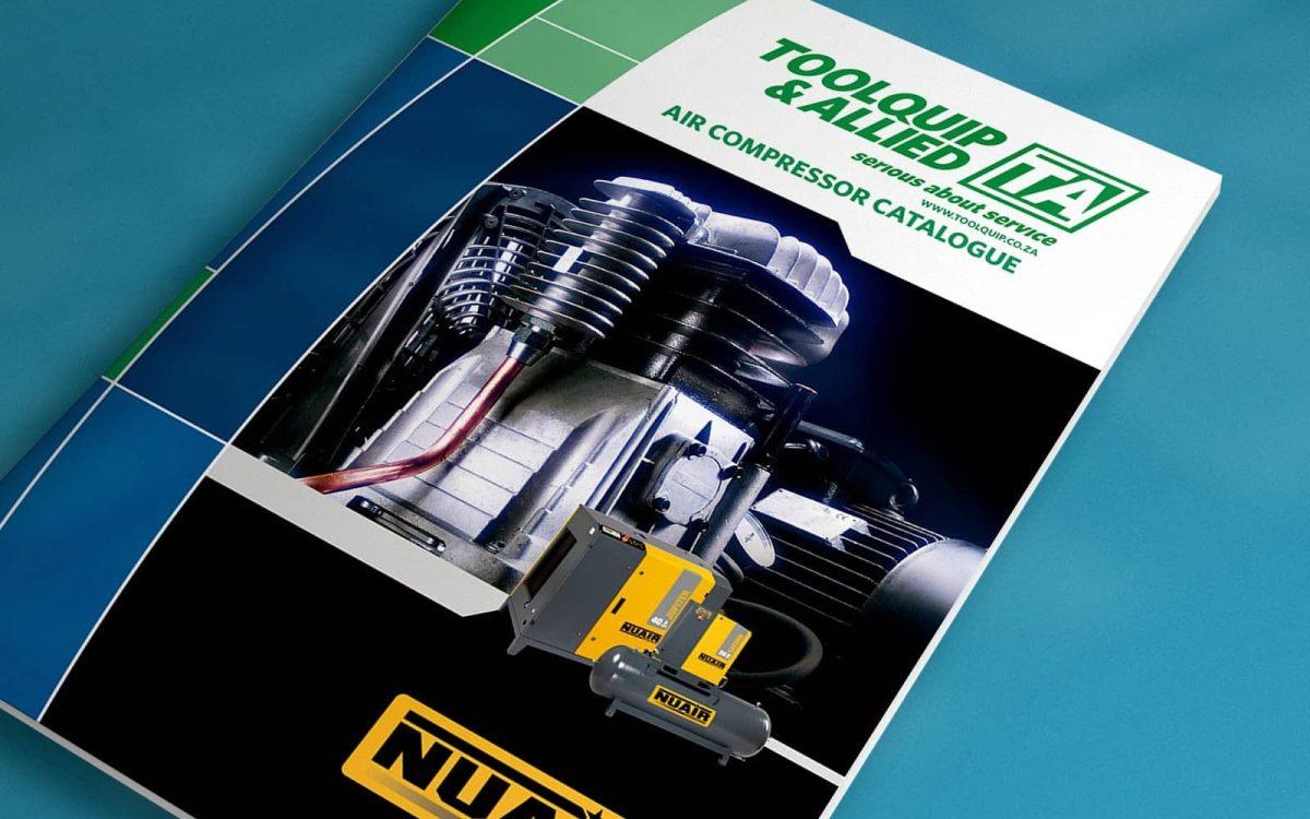 Nuair Brochure Catalogue design