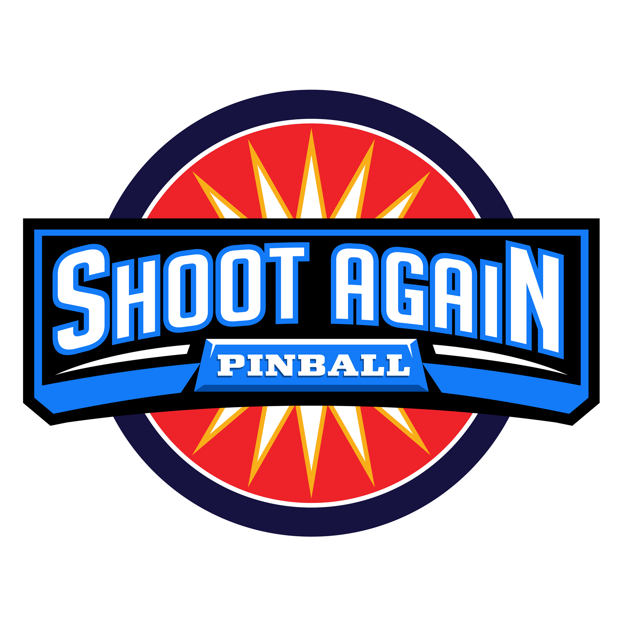 Shoot Again Logo Design