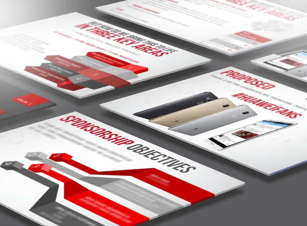 Huawei Brand Leveraging & Sponsorship Presentation