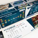 WAFU Pitch deck presentation design